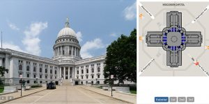 Wisconsin State Capitol by Snowforest