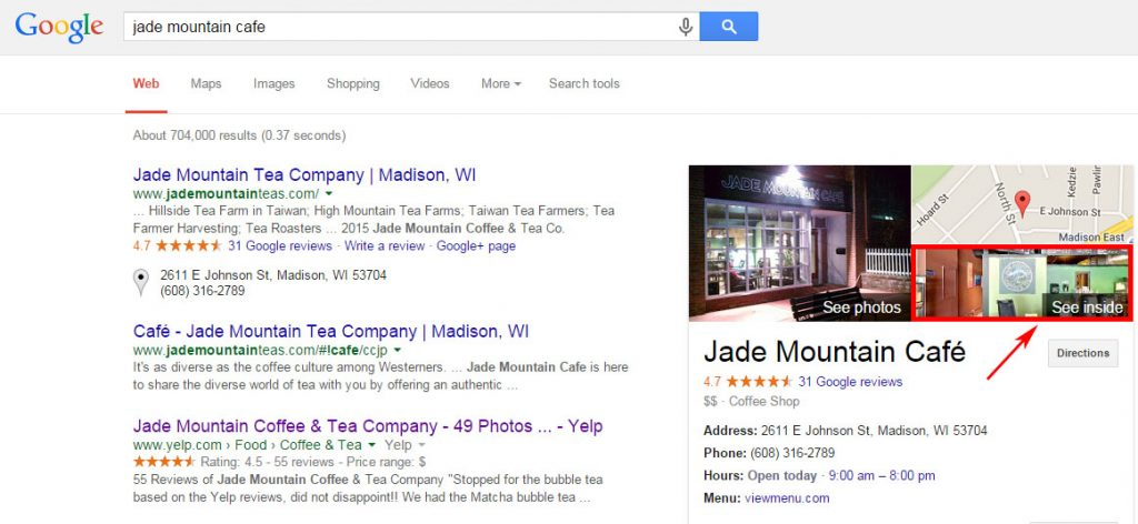 Jade Mountain Cafe Google Search - After