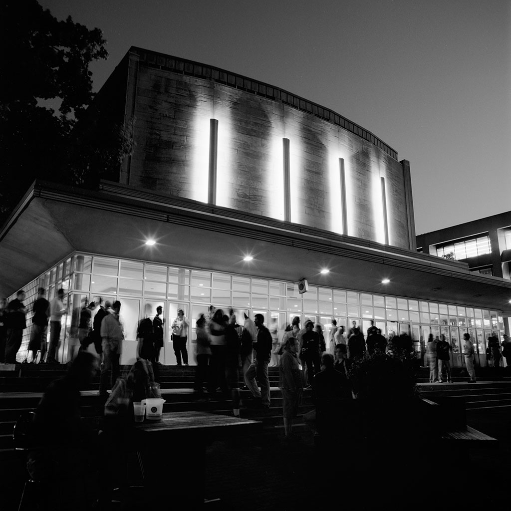 Wisconsin Union Theater 2009 © Ting-Li Lin