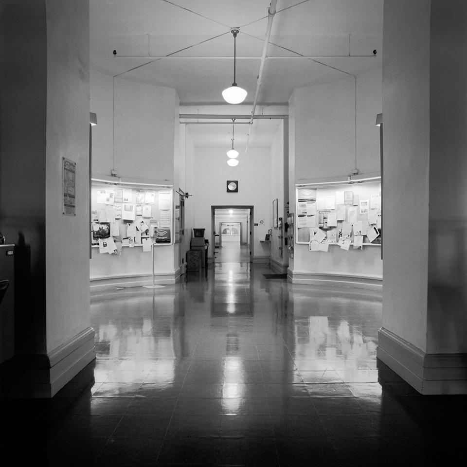 Decomposing #6 - Bascom Hall © Ting-Li Lin