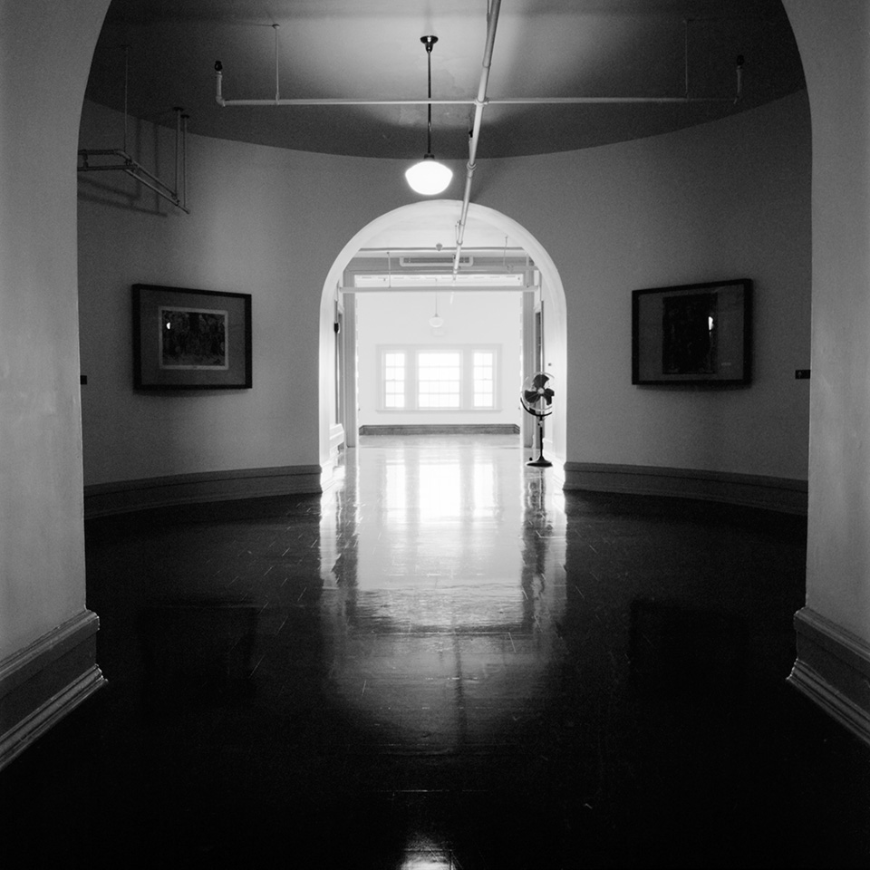 Decomposing #4 - Bascom Hall © Ting-Li Lin