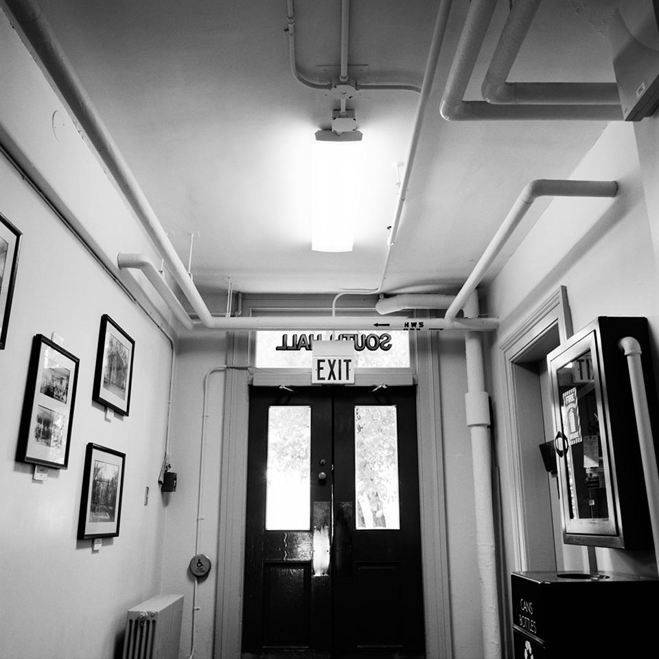 Decomposing #8 - South Hall © Ting-Li Lin