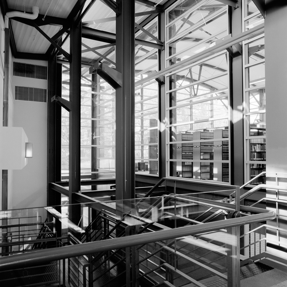 Decomposing #9 - Law Building © Ting-Li Lin