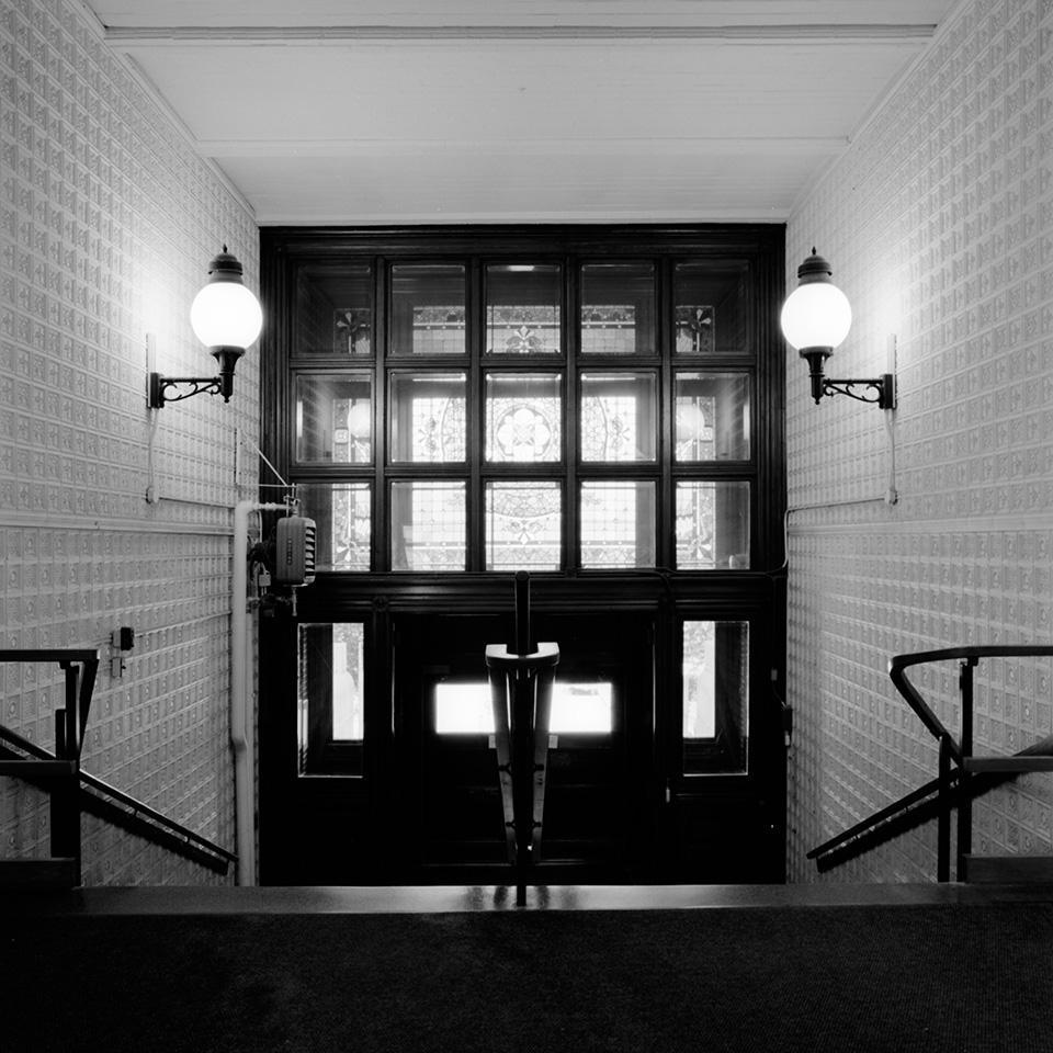 Decomposing #15 - Science Hall © Ting-Li Lin