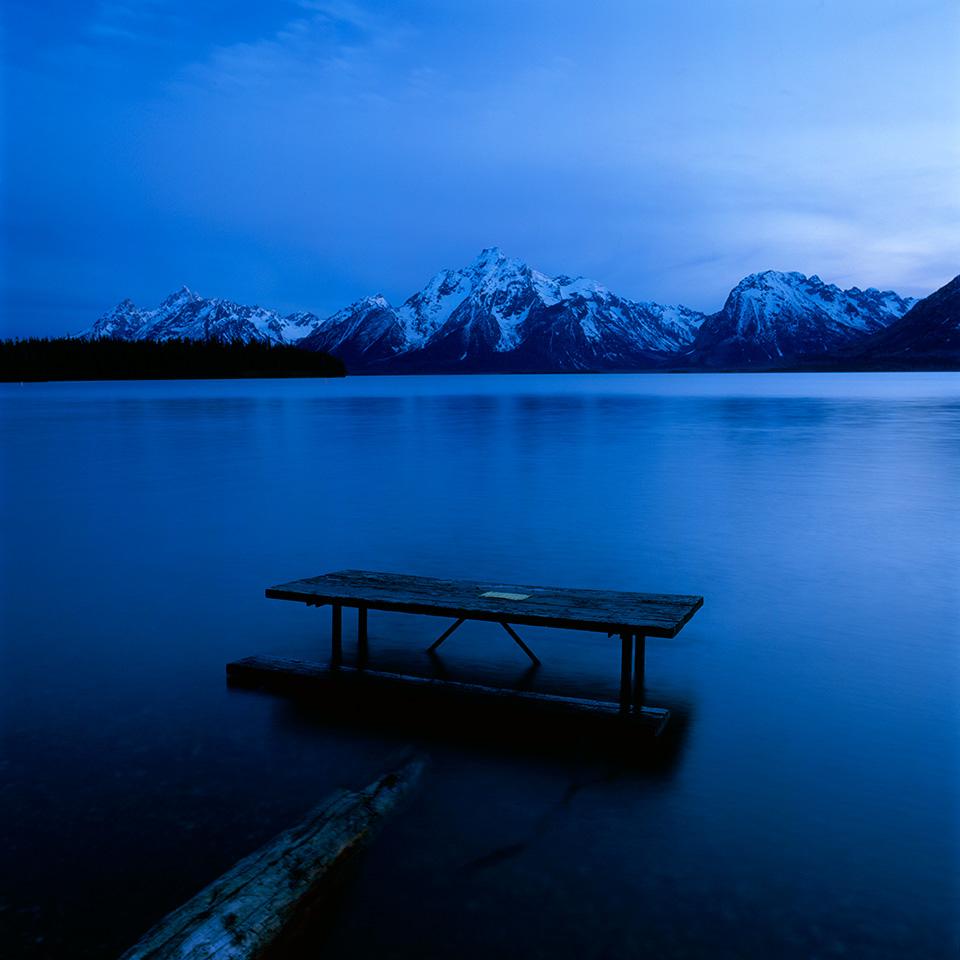 Grand Teton © Ting-Li Lin