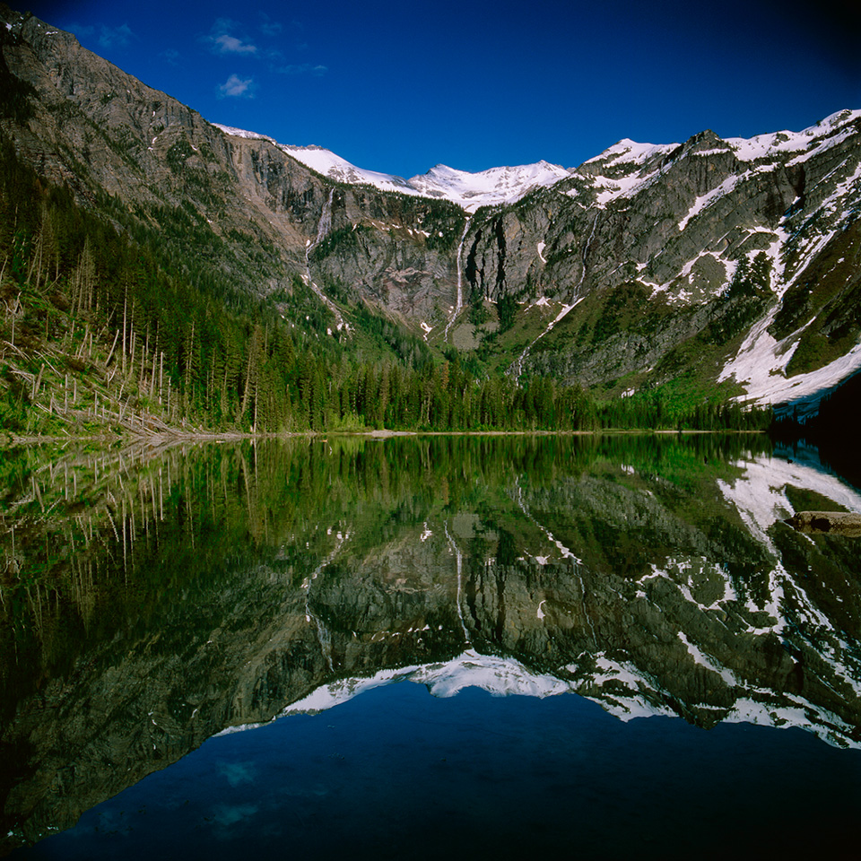 Avalanche Lake © Ting-Li Lin