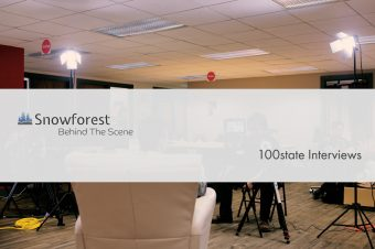 100state interviews and behind the scene