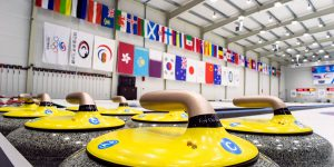 Pacific-Asia Curling Championships 2016 by Ting-Li Lin
