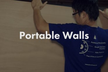 Portable Walls for Art Shows