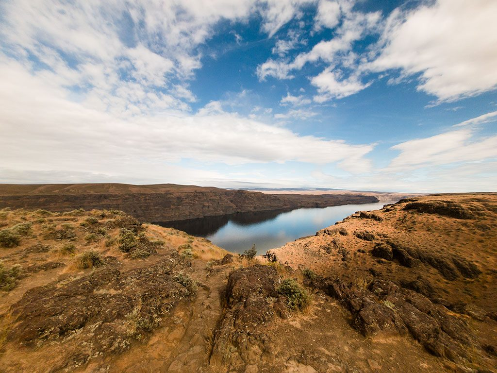 Columbia River Washington State