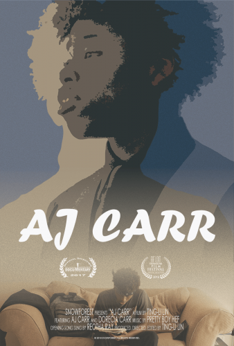 AJ CARR Movie Poster